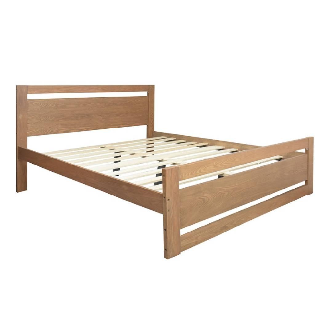 Ssf King Size Bed Frame Wood