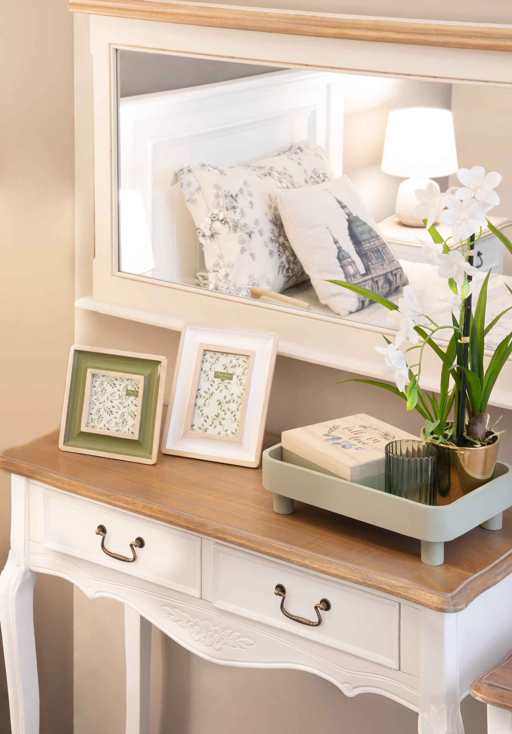 Get creative with your storage solutions. Try out these storage hacks: