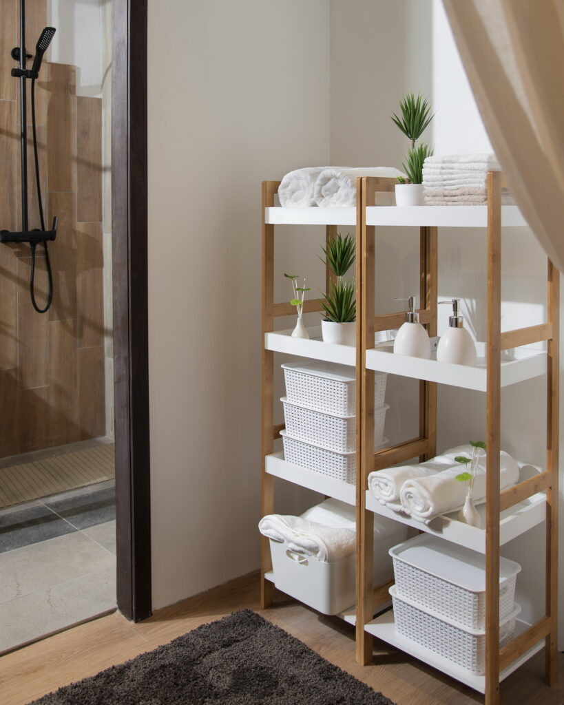 Stackable storage solutions for a neat and organised space
