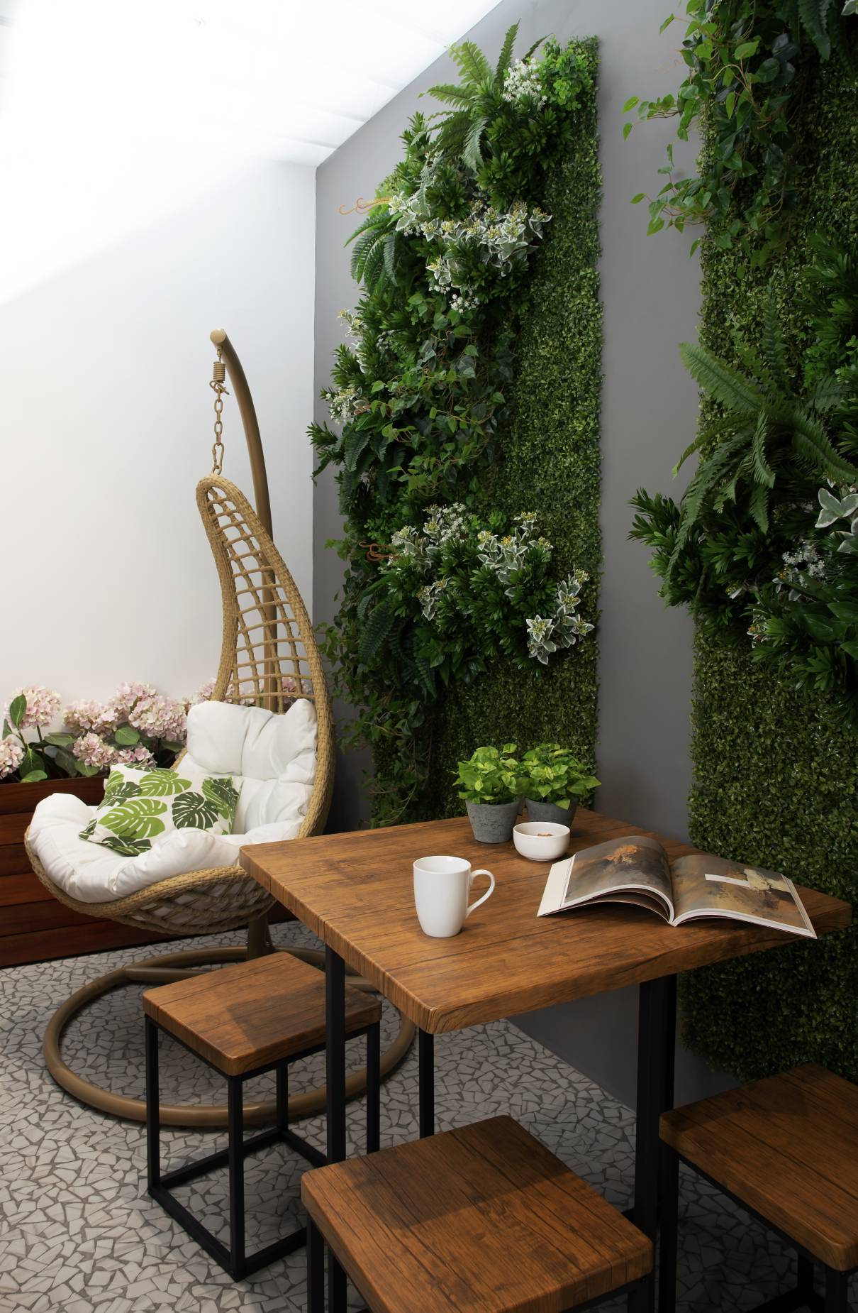 Looking for inspiring ideas for your balcony?