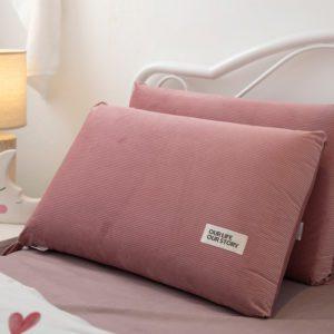 Silka Pillow . Mauve . BPLRMJ190903MV