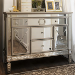 2 Door 3 Drawer Side Cabinet . FCBSLY104713CP