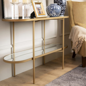 Glass Console Table . FCOHBA190533