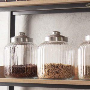 Medium Glass Jar . KCTSYD141007M