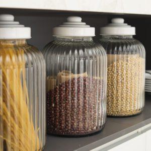 Glass Jar . Large . KCTSYD170704L
