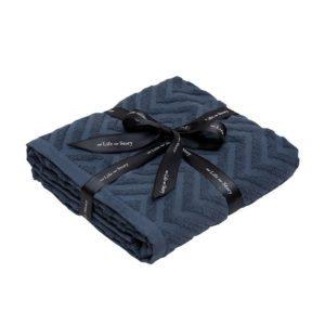 Bath Towel . Navy . MBTGDT190702NV