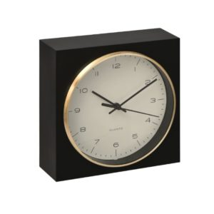 SSF ALARM CLOCK (BLACK) QCKEST180901BK