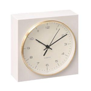 SSF ALARM CLOCK (WHITE) QCKEST180901WH