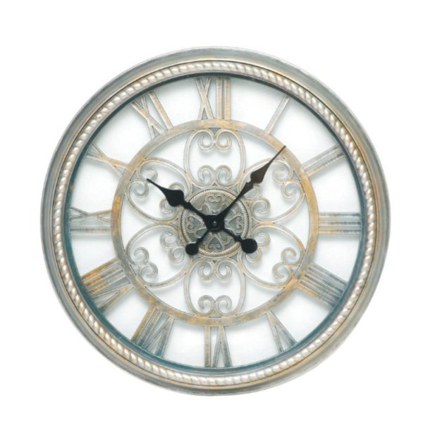 SSF WALL CLOCK QCKQHE150401SV
