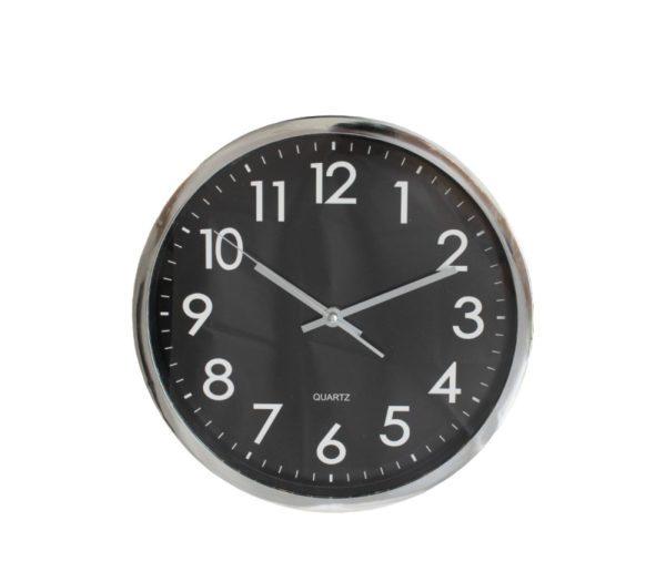 SSF WALL CLOCK QCKQHE190410BK