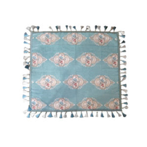 SSF PATTERNED TABLE CLOTH (BLUE) STCFSY190901BL
