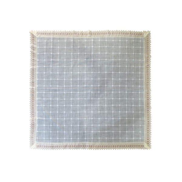 SSF TABLE CLOTH (GREY) STCFSY190903GY