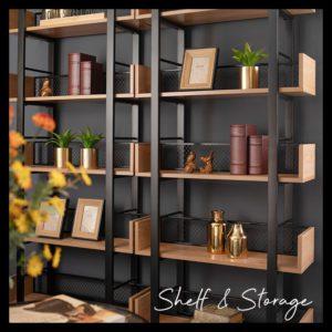 Shelf & Storage