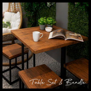 Table Set & Bundle